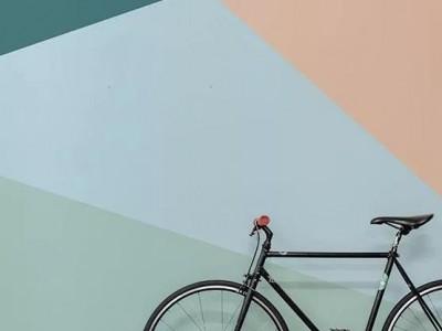 有趣的墙面色彩