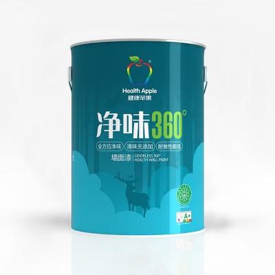 净味360墙面漆