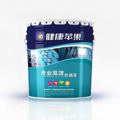 高性能硅丙外墙乳胶漆