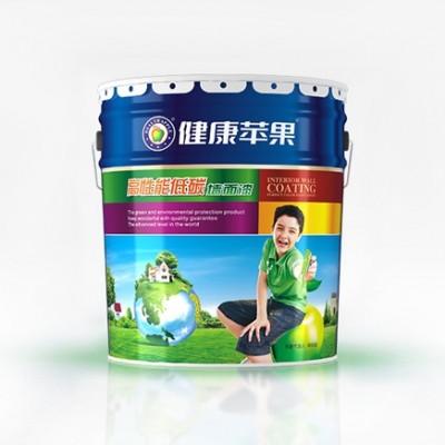 高性能低碳墙面漆