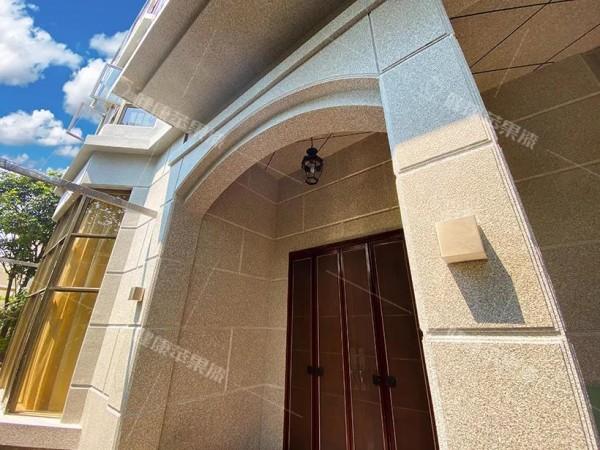 外墙仿石漆案例丨内外兼修永保经典美感