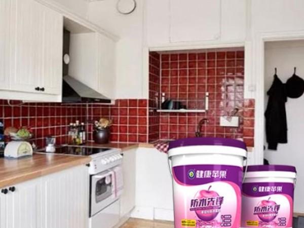 健康苹果防水先锋!让家滴水不漏,选好涂料是关键!