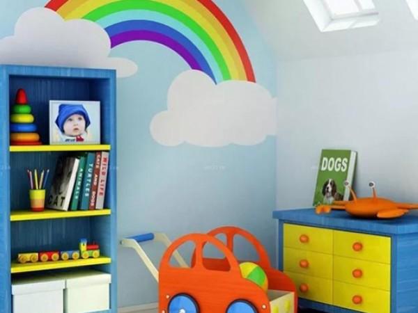 还在犹豫吗?儿童漆已是幼儿园标配!