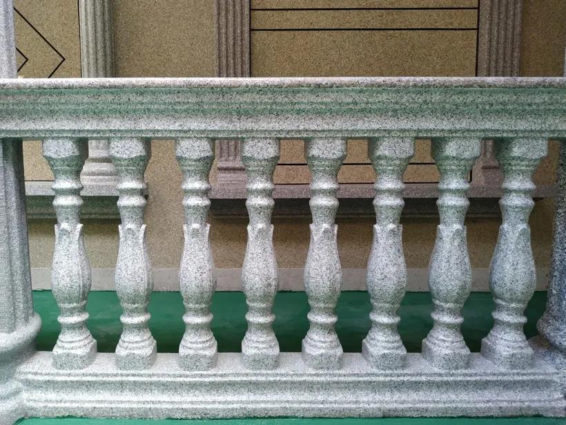 仿石漆栏杆